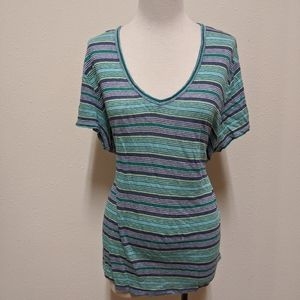 3for$20 gap striped shirt xxl